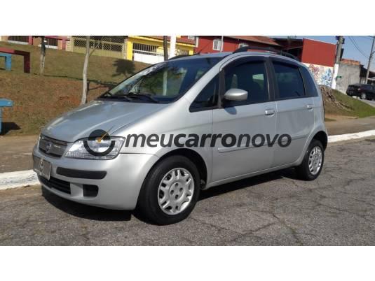 Fiat idea elx 1.4 mpi fire flex 8v 5p 2005/2006