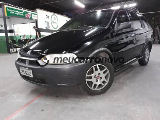 Fiat palio weekend adventure 1.6 8v/16v 2000/2000