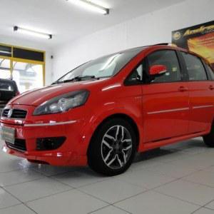 Fiat idea sporting dualogic 1.8 flex 16v 5p 2012