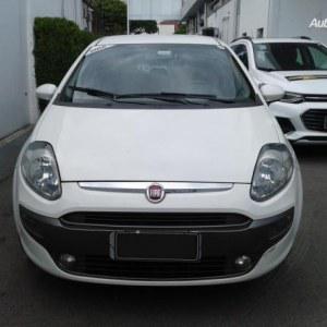 Fiat punto essence dualogic 1.6 flex 16v 5p 2014