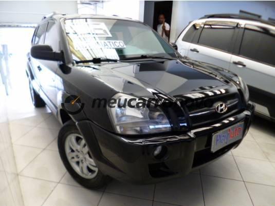 Hyundai tucson 2.7 mpfi 24v 175cv aut. 2006/2006