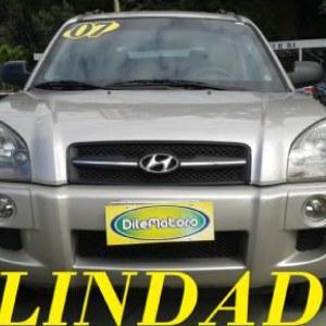 Hyundai tucson 2.0 16v mec. 2007