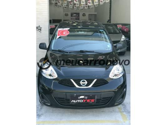 Nissan march s 1.6 16v flex fuel 5p 2015/2016
