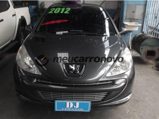 Peugeot 207 sedan passion xr 1.4 flex 8v 4p 2011/2012