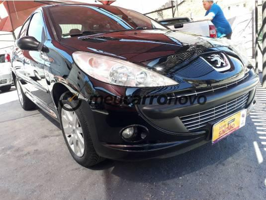 Peugeot 207 sedan passion xs 1.6 flex 16v 4p aut 2010/2011