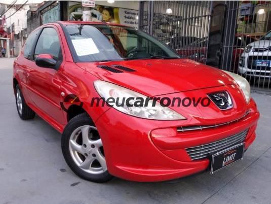 Peugeot 207 xr 1.4 flex 8v 3p 2011/2012