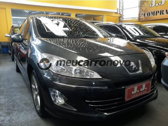 Peugeot 408 sedan feline 2.0 flex 16v 4p aut. 2011/2012