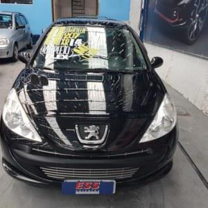 Peugeot 207 xr 1.4 flex 8v 5p 2011