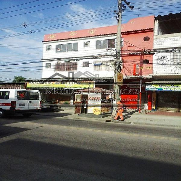 Prédio comercial na melhor rua do bairro em guadalupe-rio