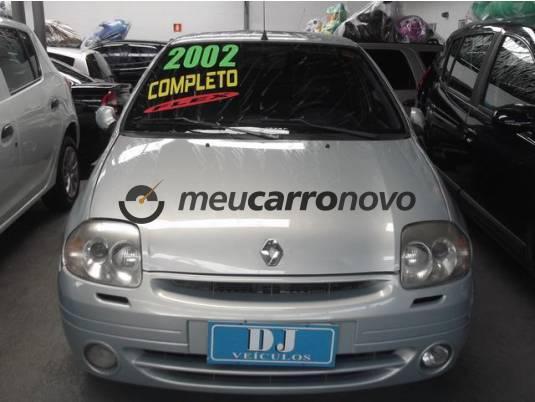 Renault clio sed.rt/privil.1.0/1.0 hi-pow.16v 4p 2002/2002