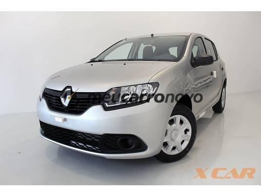Renault sandero expression flex 1.0 12v 5p 2017/2018