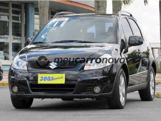 Suzuki sx4 2.0 16v 145cv 4wd 5p aut. 2010/2011