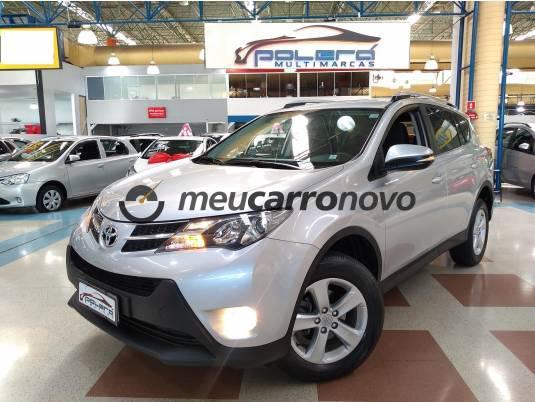 Toyota rav4 2.0 4x2 16v aut. 2013/2013