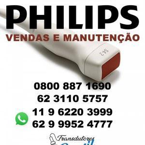 Transdutores philips vendas e manutenção todo o brasil