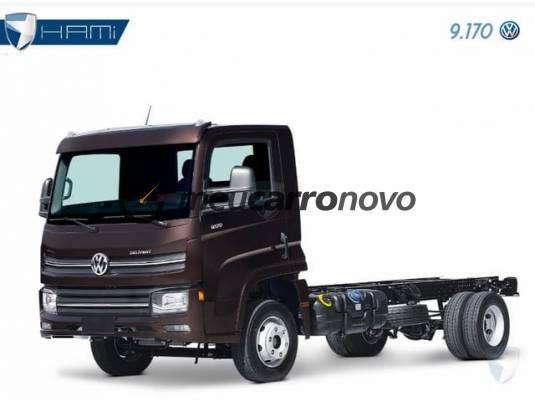 Volkswagen 9-170 delivery 2p (diesel)(e5) 2019/2020