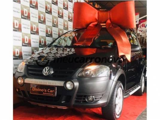 Volkswagen crossfox 1.6 mi total flex 8v 5p 2008/2009