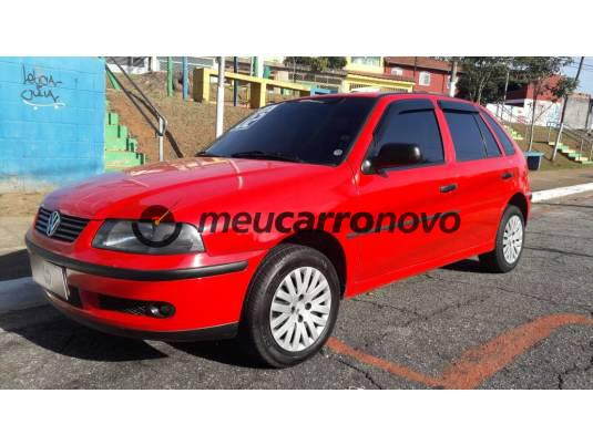 Volkswagen gol 1.0 power 16v 76cv 4p 2002/2002