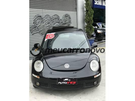 Volkswagen new beetle 2.0 mi mec./aut. 2007/2008