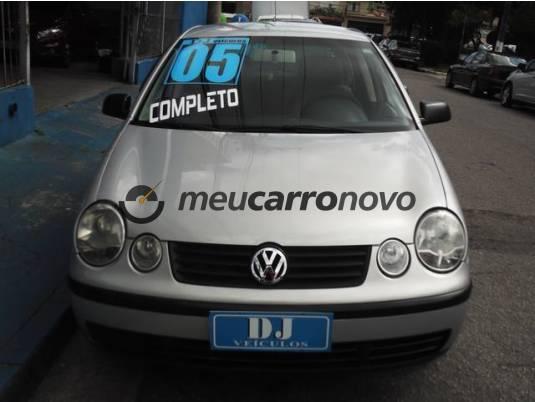 Volkswagen polo 1.6 mi/s.ouro 1.6mi 101cv 8v 5p 2004/2005