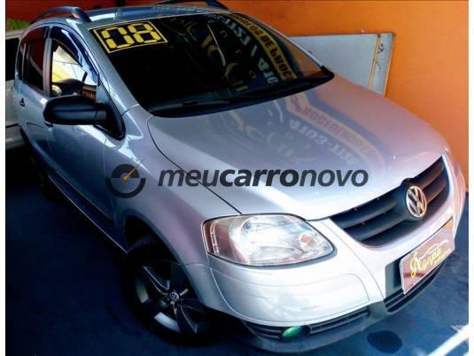 Volkswagen spacefox sportline/highline 1.6 t.flex 2007/2008