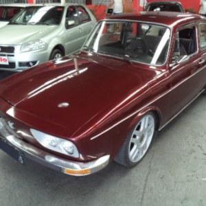 Volkswagen vw tl 1600 gasolina 2p 1972