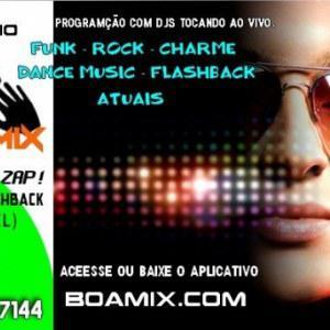 Web rádio boamix.com flashback - anos 80 - tunel do tempo