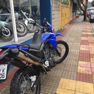 Yamaha xt 660r 2010