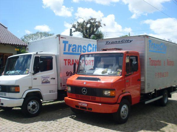 Mudanças fretes transporte em geral em porto alegre litoral