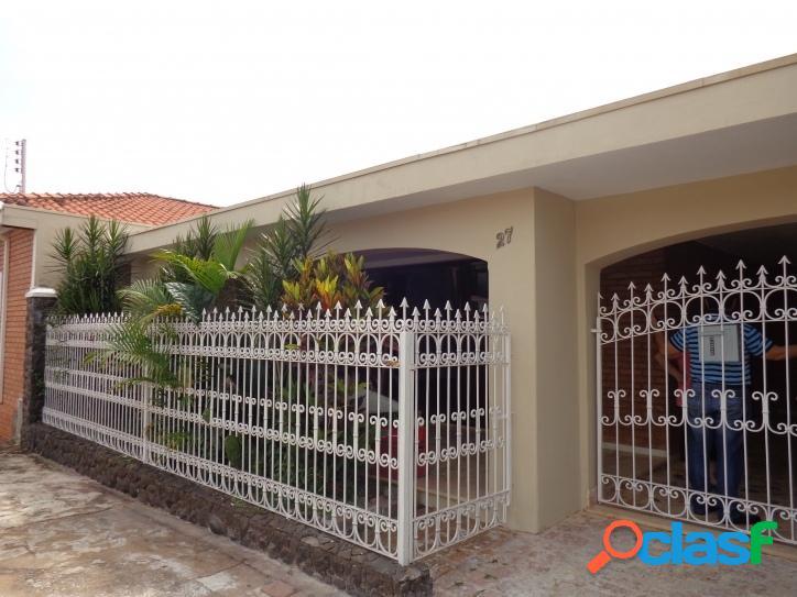 Casa, 3 dormitórios, 204 m², no bairro vila são josé, piraju
