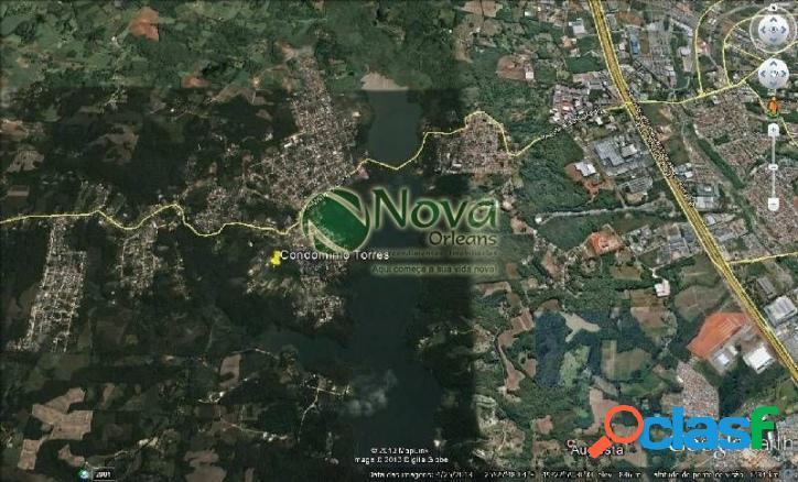 Condominio torres - quase as margens da represa do passauna!