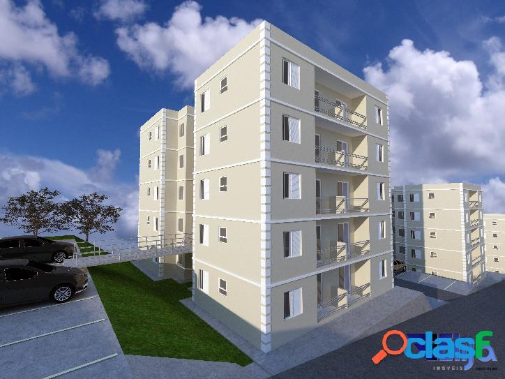 Apartamento no centro de cotia pronto para morar