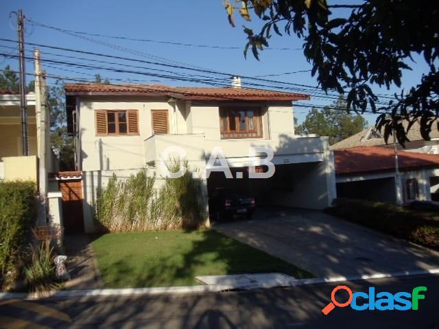 Casa a venda 4 quartos 316 m2 no residencial alphaville 5