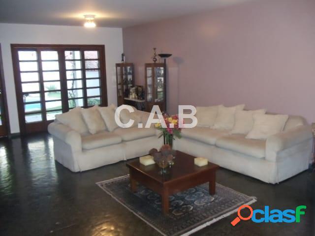 Casa a venda 4 quartos 316 m2 no Residencial Alphaville 5 2