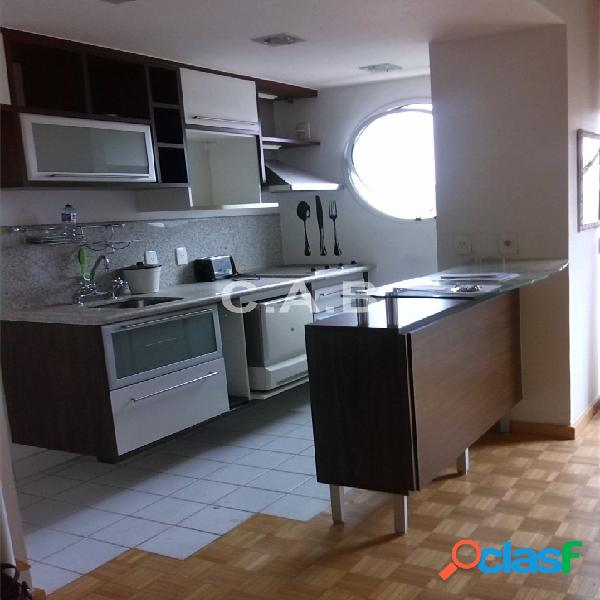 Apartamento loft com 1 quarto em alphaville
