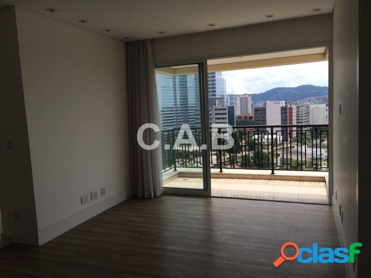 Apartamento alpha park 50m² - 1 dormitório com armarios