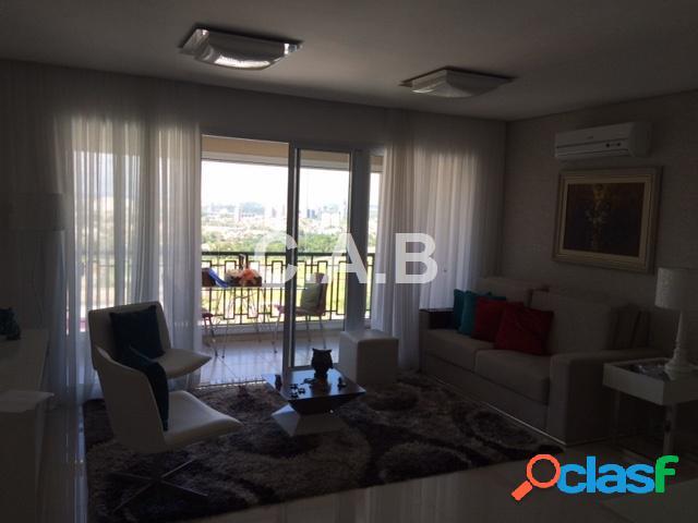 Apartamento 107m² alpha park 3 dormitórios 1 suíte 2 vagas