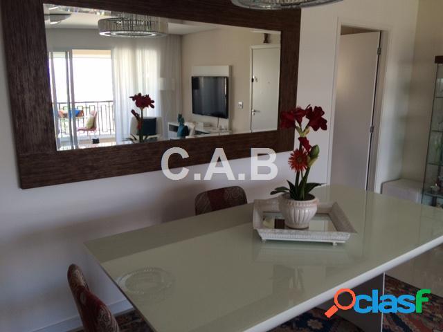Apartamento 107m² Alpha Park 3 dormitórios 1 suíte 2 vagas 1