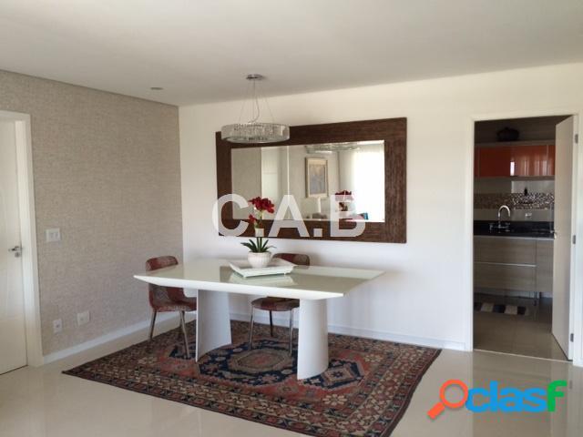 Apartamento 107m² Alpha Park 3 dormitórios 1 suíte 2 vagas 2