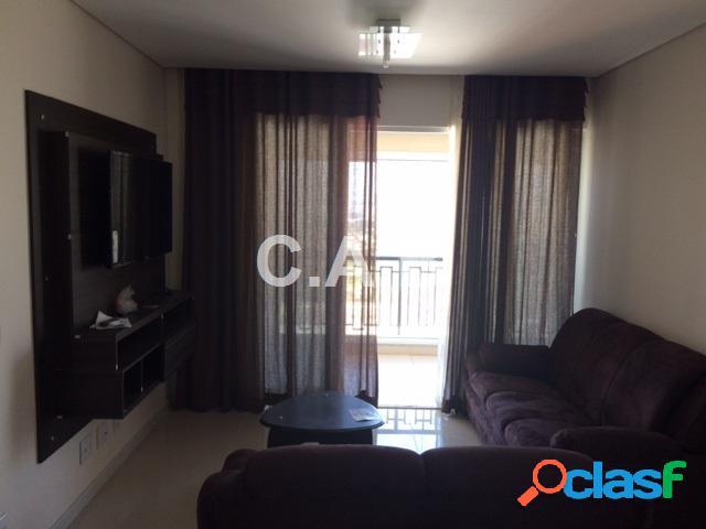 Apartamento alpha park 107m² - 3 dormitórios - 1 suíte
