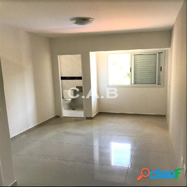 Apartamento no edificio santiago em alphaville-3 quartos