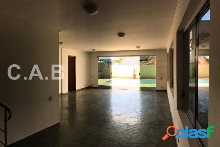 Casa a venda 4 dormitórios no residencial 03 em alphaville.