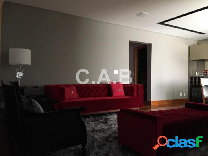 Apartamento Todo mobiliado no Premium Tamboré - Alphaville