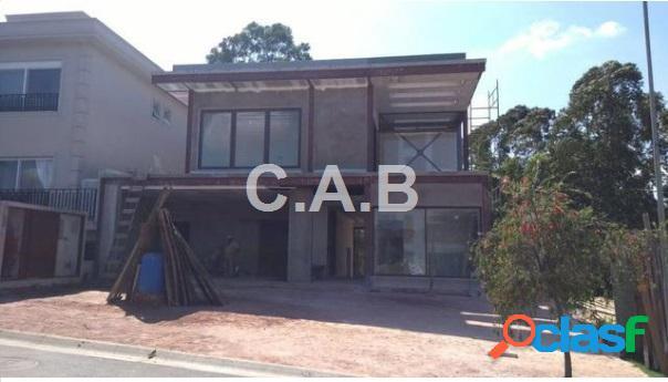 Casa a venda 4 suites em alphaville no condominio itahye