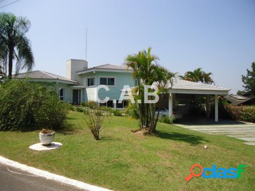 Casa a venda 4 quartos no residencial 10 em alphaville.