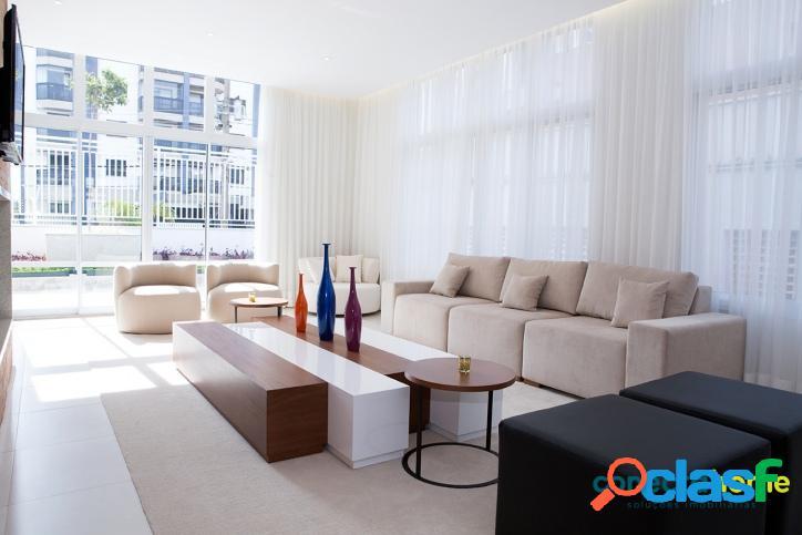 Apartamento 3 dormitórios anália franco - 81 m²