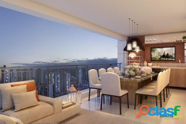 Apartamento vila olímpia 4 dormitórios -134 m²