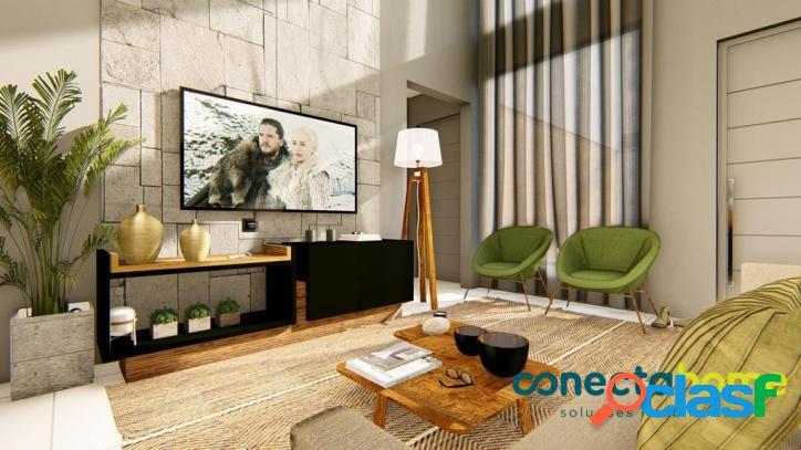 Casa em condomínio 2 dormitórios assis/sp - 72 m²