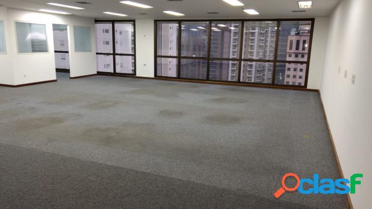Belíssimo conjunto comercial 251 m² - vila olímpia sp