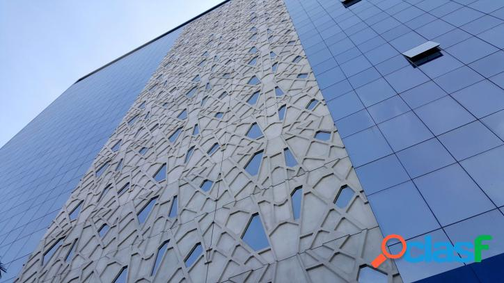 Aluga-se sala comercial 316 m2 - nova berrini