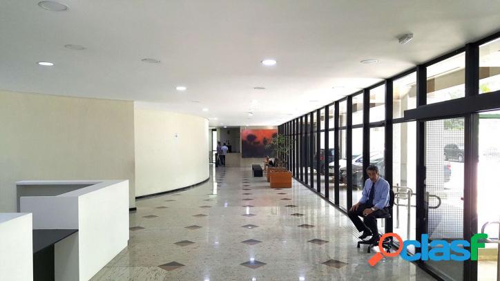 Aluga-se Sala comercial 375 m2 COM GERADOR - Berrini 3
